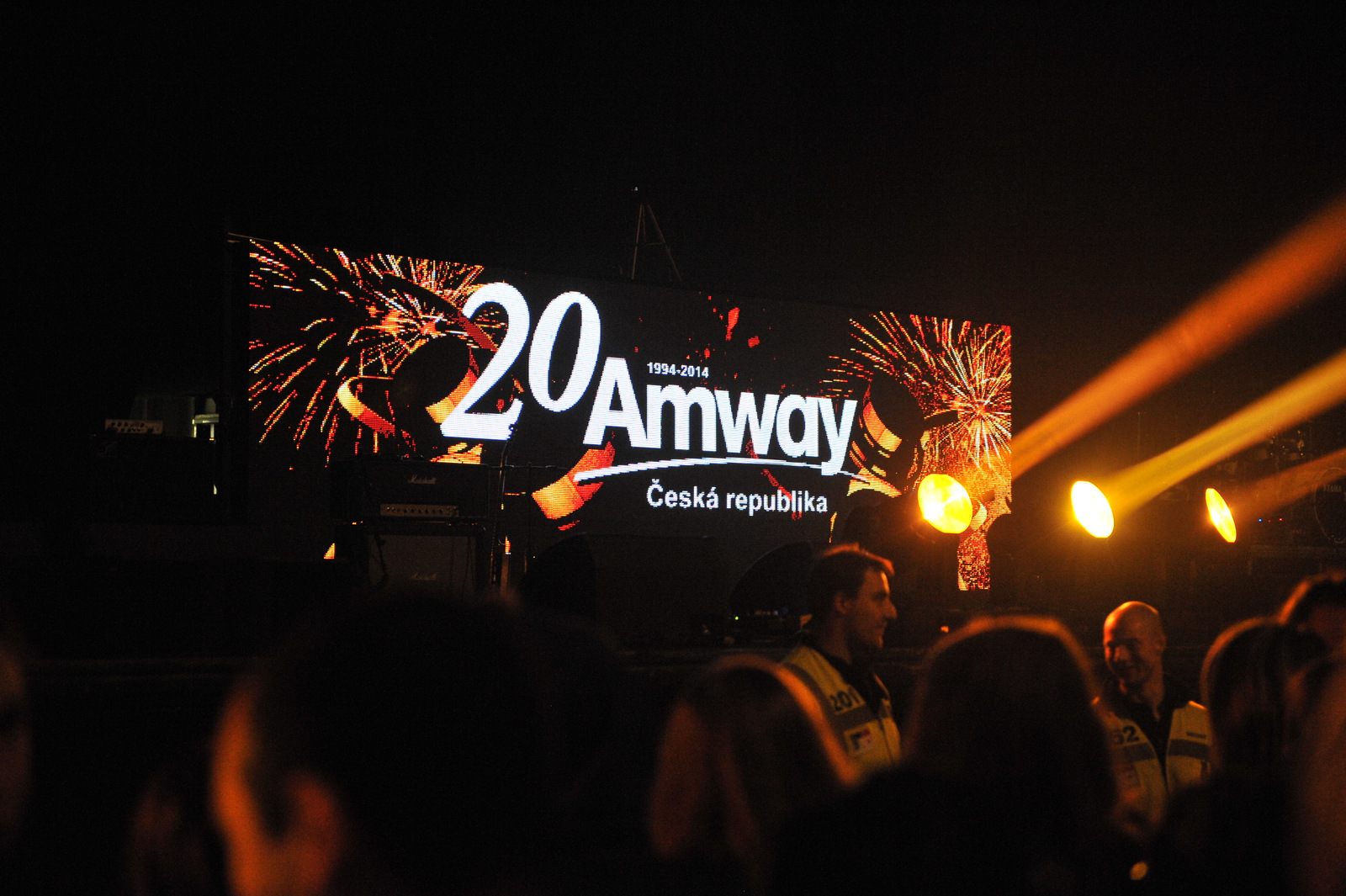 XS Party - 20 years Amway
